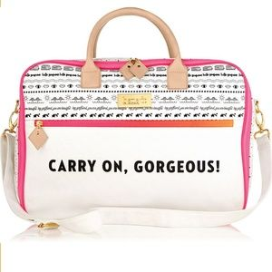 Benefit Carry On, Gorgeous Dufflr Bag